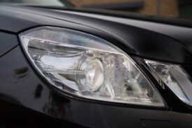 Mercedes E220 Avantgarde fully loaded 2012 / 2.1 diesel 180 bhp