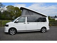 2011 VW T5.1 Campervan LWB 4 Berth Full leather - Professionaly Converted.