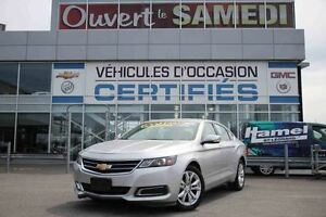 2016 Chevrolet Impala CAMERA DE RECUL + DEMARREUR A DISTANCE