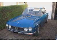Classic Lancia Fulvia 1.3s (1972)