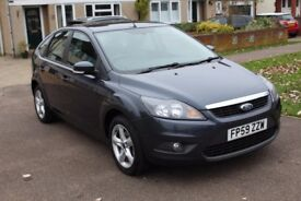 1.8 2010 Ford Focus (59 plate)