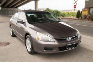 2007 Honda Accord SE Coquitlam Location - 604-298-6161