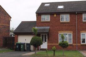 4 bed house, Horsecroft Drive, £750pcm