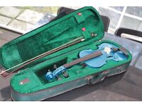 The Rainbow Violin company Violin