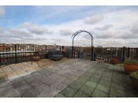 Stylish Two Bed Flat with Roof Terrace N19