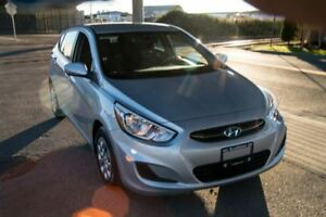 2015 Hyundai Accent Only 52000 KM Langley Location!