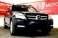 2010 Mercedes-Benz GLK-Class 4MATIC LUXURY PANORAMIC