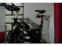 Exercise Bike (almost brand new)
