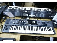 Roland VR-09 Combo Digital Keyboard Synthesizer At Sherwood Phoenix