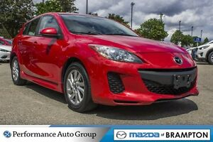 2013 Mazda MAZDA3 GS-SKY|ROOF|CRUISE CTRL|KEYLESS|BLUETOOTH|ALLO