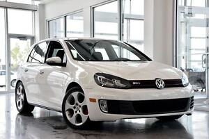 2010 Volkswagen Golf GTI / DSG / TOIT / ROUES 17''