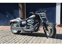 2008 Fat Bob 10,000 miles in mint condition for sale
