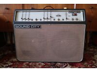 Sound City Concord Guitar Amplifier 50w