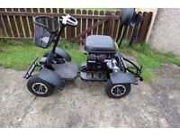GOLF BUGGY POWER HOUSE AS NEW GOLF LITHIUM 27 HOLE BATTERY