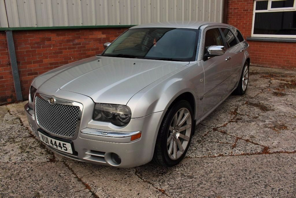 07 CHRYSLER 300C TOURING ESTATE AUTO TIPTRONIC ++ FULL MOT XENONS & 20 SRT ALLOYS ++