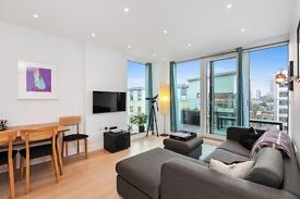 Light and Modern Two Double Bedroom Apartment