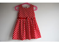Summer Party Dance Sun Dresses Age 18m-2 Years
