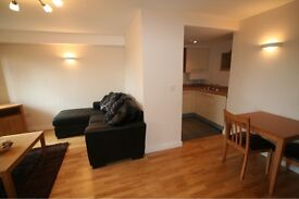 1 bed apartment with balcony & parking!