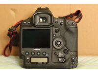 Canon 1D X body only,