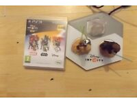 PlayStation 3 Disney infinity starter pack for 3.0