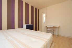 🏡DOUBLE SINGLE USE IN 4 BED BY BETHNAL STATION - Zero deposit apply - 19 norton
