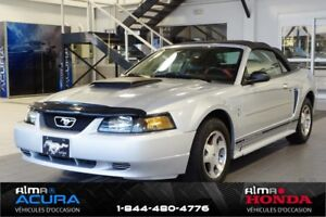 2000 FORD MUSTANG CABRIOLET 2 PORTES