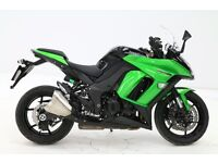 2015 Kawasaki ZX 1000 MFF ABS with only 7969 Miles, PRICE PROMISE