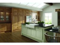 Jefferson Oak Kitchen doors, accessories and cabinets From Kitchen Stori