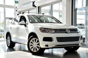 2013 Volkswagen Touareg 3.6L Highline / GARANTIE 1/2 PRIX* / FRE
