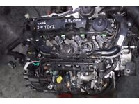 FORD S-MAX GALAXY ENGINE COMPLETE 29000 MILES 2.0 TDCI 2016-2017 WU16