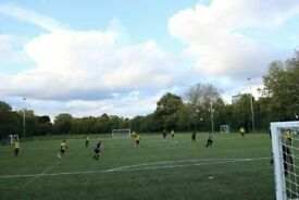 play football in CLAPHAM. Weekly game FRIDAY #PLAYERSWANTED