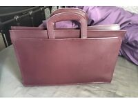 Men's bag / briefcase + free 2x sunglasses