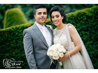 WEDDING| BIRTHDAY| ANNIVERSARY | Photography Videography| Heathrow| Photographer Videographer Asian