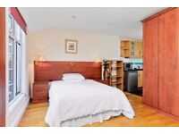 STUDIO WITH THE BALCONY NEARBY ***BAKER STREET*** MUST TO BE SEEN!