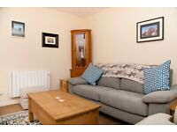 Short Term Let - One bedroom property in Merchiston with private parking (404)