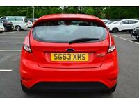 Ford Fiesta STYLE (red) 2013-09-27