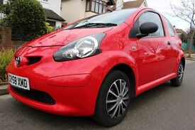 Toyota Aygo Only 57,000 Miles Excellent Condition