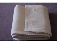 Safe Dreams Cot Wrap Breathable Bumper - Full Size version (for all 4 cot sides)