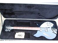 Rickenbacker 360 12 String 1996 - Production number 99 23082