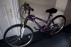 Apollo Womens Mountain Bike