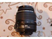 Nikon 18-55 zoom lens for Nikon digital SLR DX AF-S Nikkor1:3.5-5.6 GII ED