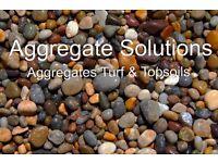 Sand, Gravels Turf & Topsoil's