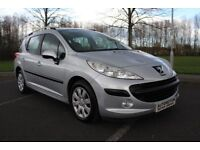 Peugeot 207 SW 1.4 VTi Sport 5dr Panoramic Roof!! Free 3 Month Warranty!!