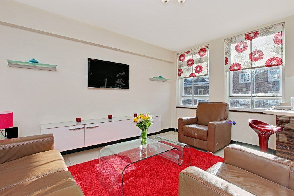 STUNNING ONE BEDROOM FLAT IN THE HEART OF MARYLEBONE *** CALL NOW !!!