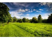 SERVICES WANTED: Part time (up to 1 day per week) grounds work needed for 1 acre garden property
