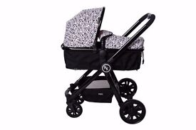 Red Kite travel system,good and clean for used condition, £40