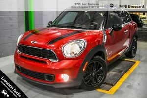 2013 MINI Cooper Paceman Cooper S ALL4 -- AWD -- TURBO -- 80$/SE