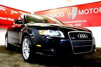 2008 Audi A4 2.0T AWD S-LINE SPORT at MONACOMOTORS