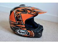 Arai VX-3 Size Large Off-Road Motorcycle Helmet
