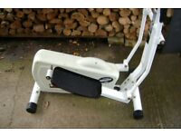 elliptical strider cross trainer
